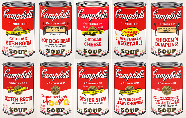, 'Campbell's Soup Edition II ,' 1969, Pace Prints