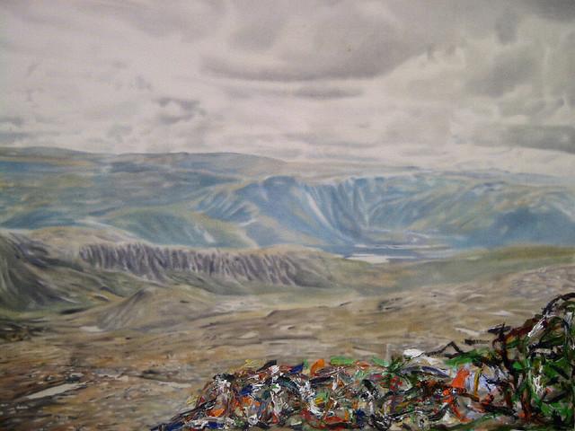 , 'Paysage nordique - Ravin,' 2014, Galerie Jean-Claude Bergeron