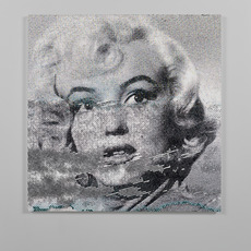 , 'the '60s Memories Monroe 00  [ Marilyn Monroe 00 - White ],' 2013, Tomio Koyama Gallery