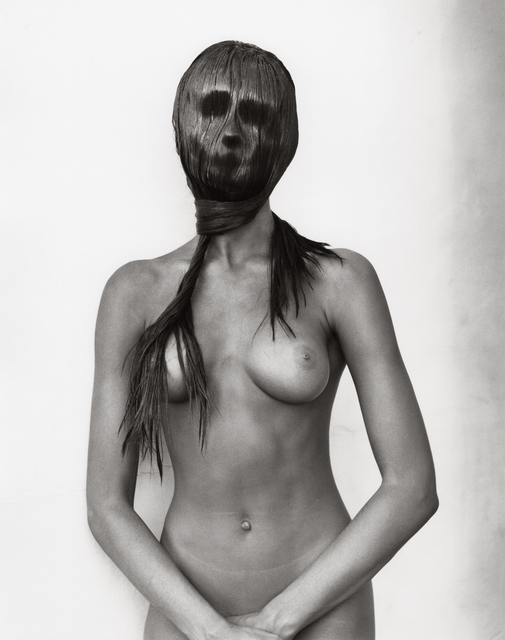 Herb Ritts, 'Mask, Hollywood (c)', 1989, Hamiltons Gallery