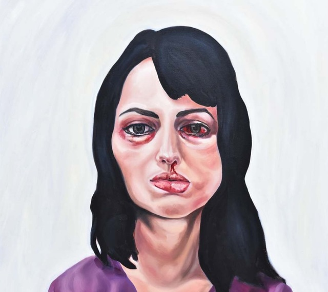 , 'Self Portrait 03-04-15,' 2015, Catherine Ahnell Gallery