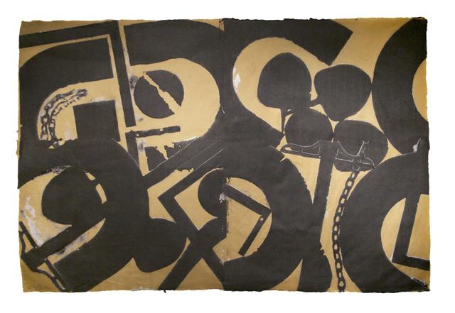 Melvin Edwards, 'Rufisque, Les Routes du Fer', 2000, Dieu Donné Benefit Auction