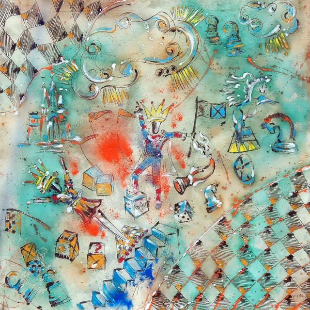 , 'Jaque,' 2019, Aura Galerias