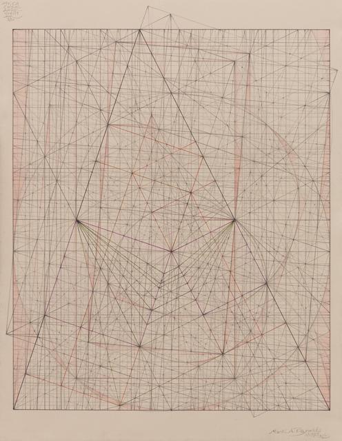 , 'Minor Third Series: Meson Shift 99, 1.17.17,' 2017, Pierogi