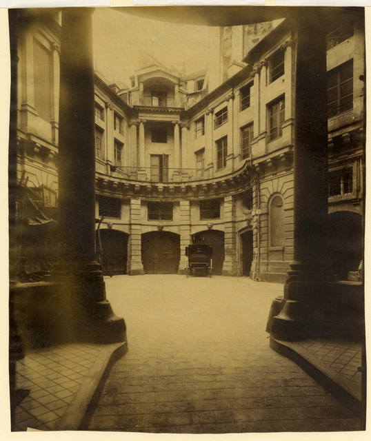 , 'Hotel Beauvais, 68 Rue François Miron Paris,' ca.1900, Be-hold