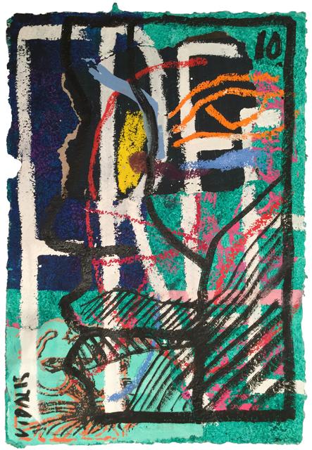 , 'Free No.10,' 2015, Tiwani Contemporary