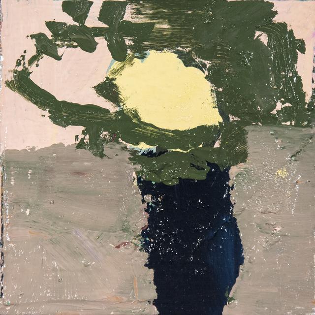 , 'Yellow Gust,' 2018, Oeno Gallery