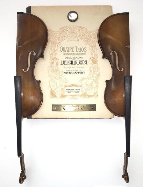 , 'Violin Duo,' , Faur Zsofi Gallery