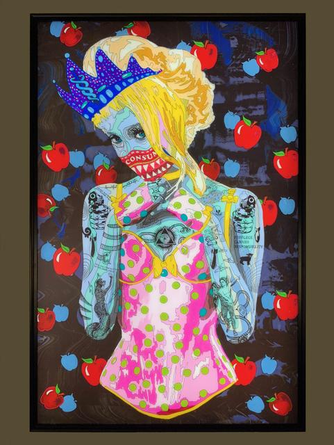 , 'Timekeeper 52 - Queen,' 2017, Art Supermarket