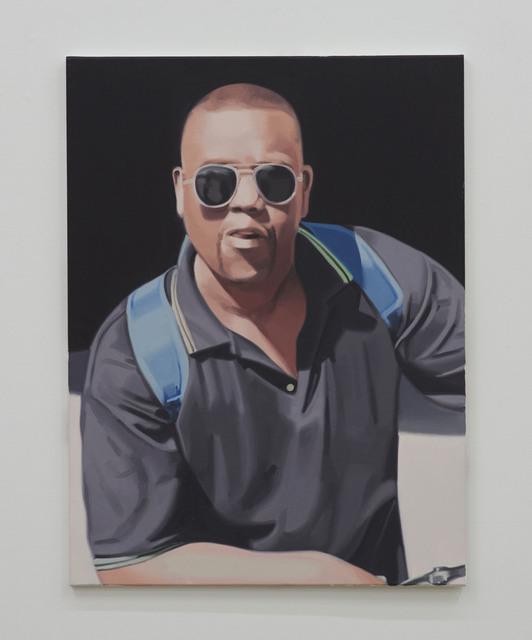 , 'Pedro,' 2016, David Risley Gallery