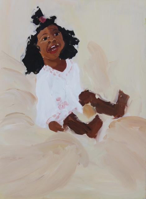 Chantal Joffe, 'Girl', ca. 1995, Castlegate House Gallery