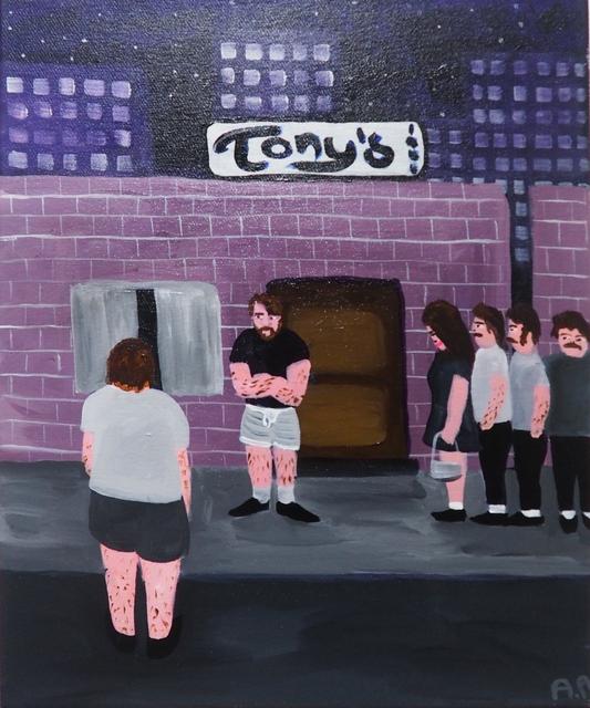 , 'Dancing in the streets,' 2017, Kristin Hjellegjerde Gallery