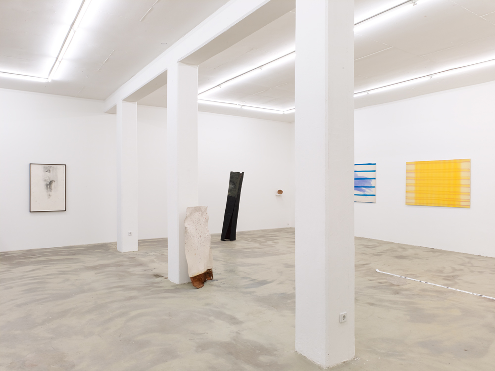 Wanton Mobility, 2014, exhibition view at Klemm's, Berlin