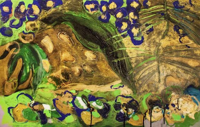 , 'Giunla In Fiore,' 2016, Maddox Gallery