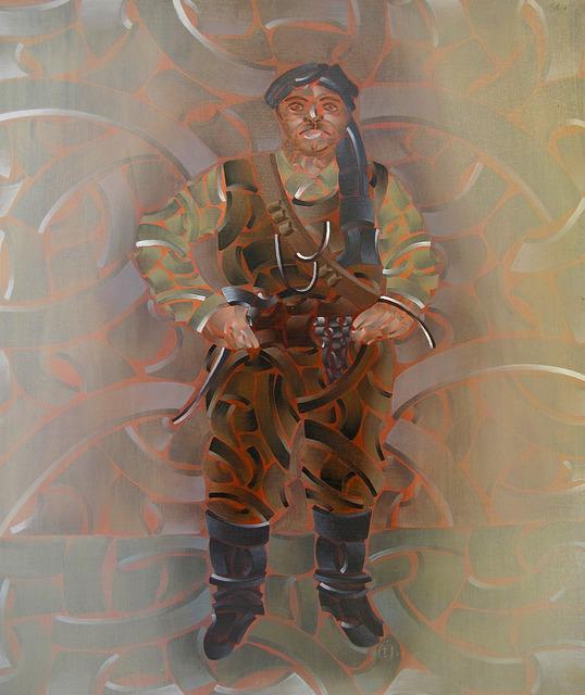 , 'Karadenizde Çeteci,' 2010, Anna Laudel