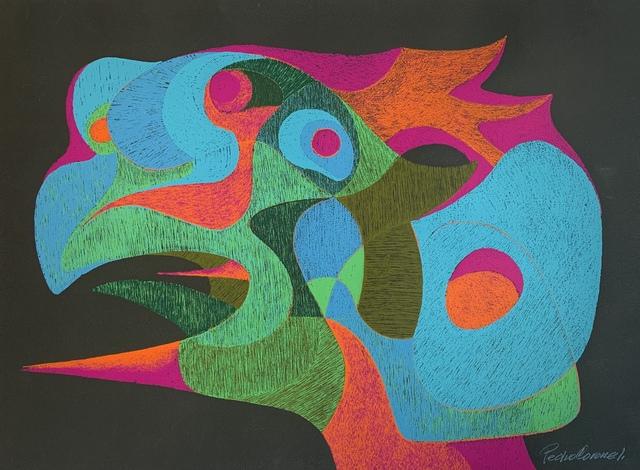 Pedro Coronel, 'Cabeza de Ase ', 1982, Ruiz-Healy Art