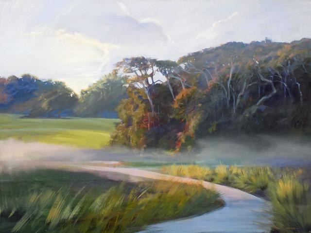 , 'Jekyll Island Oaks,' 2018, Anderson Fine Art Gallery