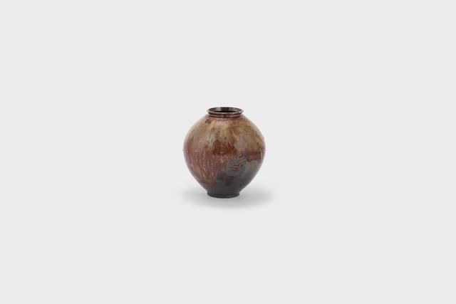 , 'Yohen tenmoku moon jar,' 2014, Gallery LVS