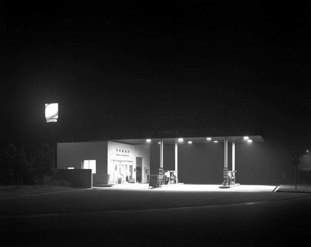 Toshio Shibata, 'Moriya Service Area, Jyoban Expressway', 1986, Laurence Miller Gallery