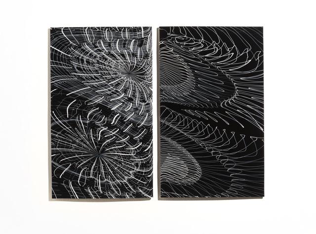 , 'Twin Galaxies ,' 2017, Duane Reed Gallery