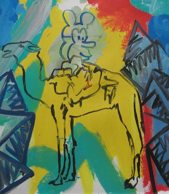 , 'Camel Mouse,' 2009, Fontanar Art Editions