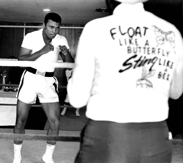 , 'Muhammad Ali: Float like a Butterfly, Miami,' 1964, Staley-Wise Gallery
