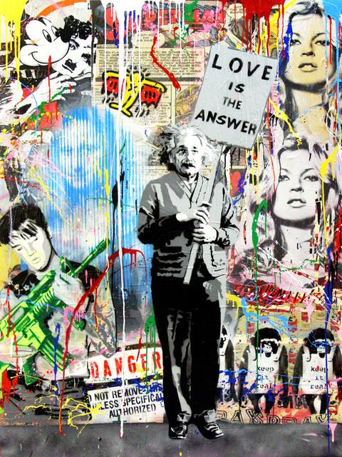 , 'Einstein,' 2011, Art Of The World Gallery