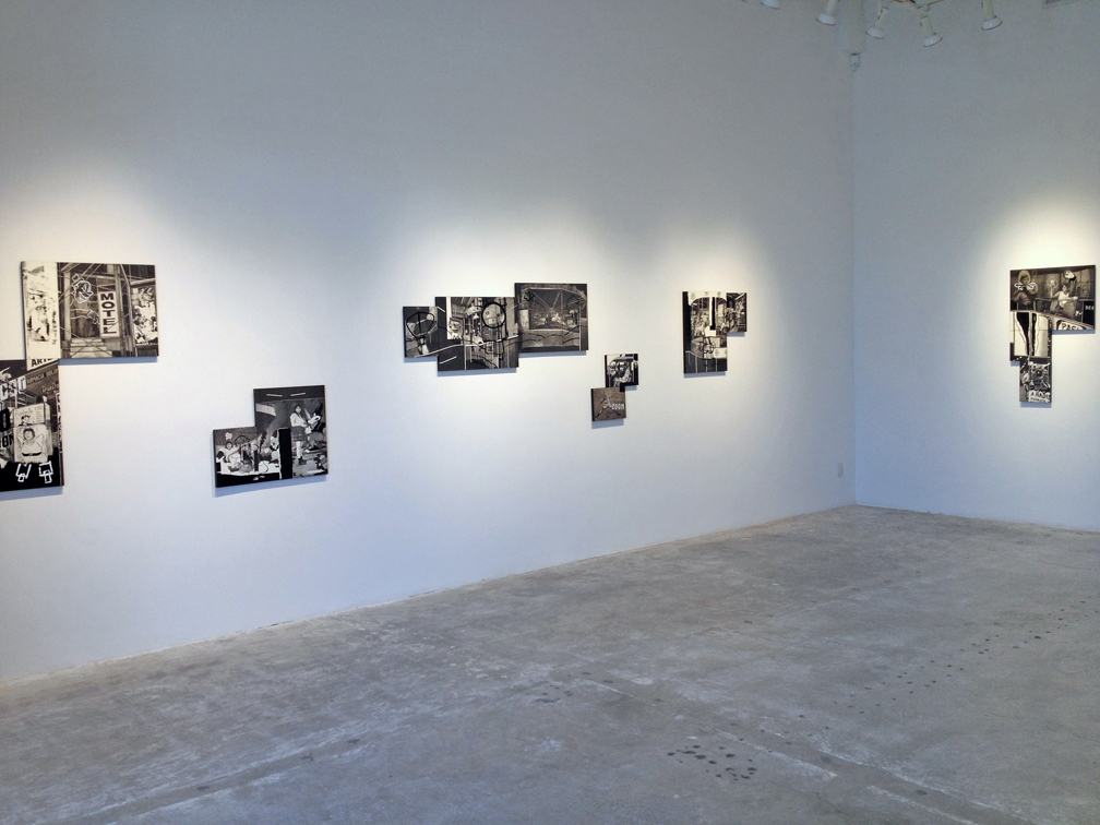 "Hugo Crosthwaite ""Tijuana Radiant Shine"" installation"