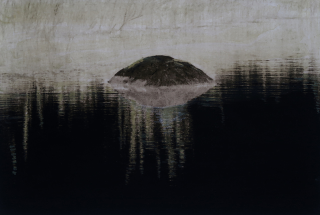 Cristina Kahlo, 'Entre el aire y la piedra', 2020, Patricia Conde Galería