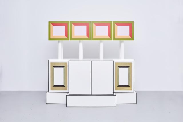 , 'Ettore Sottsass Piccoli Libri Cabinet, 1992,' 1992, DADA STUDIOS