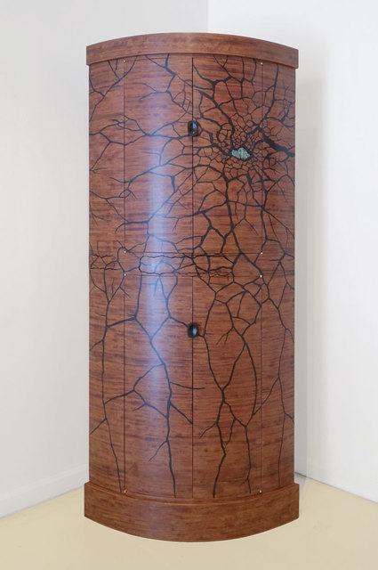 , 'Cracked III,' 2015, Gallery Henoch