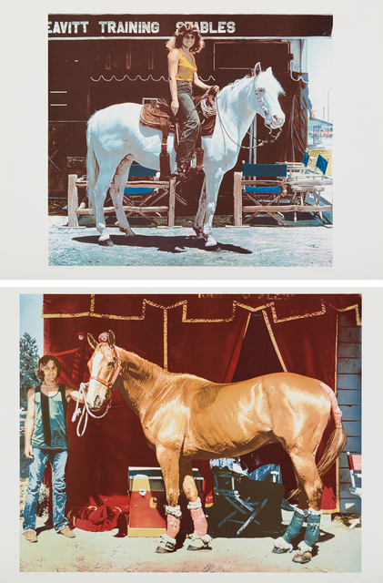 Richard McLean, 'The Boilermaker; and Satin Doll', 1977-1980, Phillips