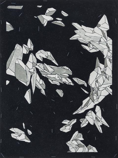 , 'Perdu IV,' 2017, Lehmann Maupin