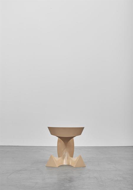 Aldo Bakker, 'Sitting Table (Urushi)', 2018-2019, Carpenters Workshop Gallery