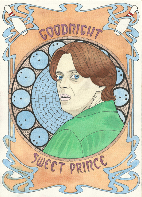 , 'Goodnight Sweet Prince,' 2018, Spoke Art
