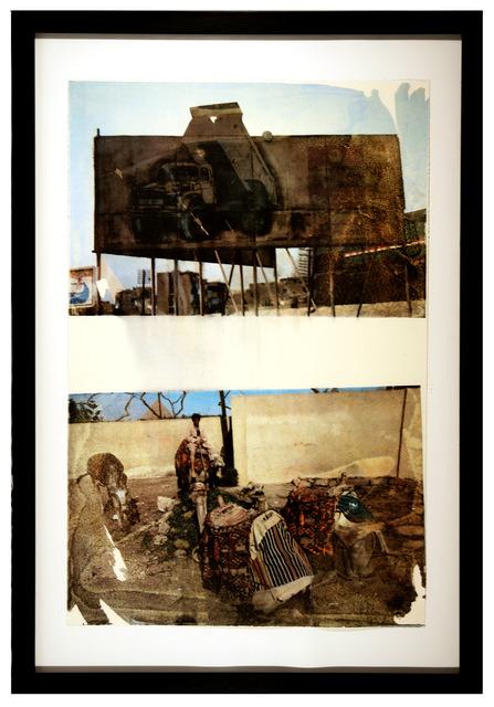 Robert Rauschenberg, 'Ethnic Cultures', 1994, Keyes Art