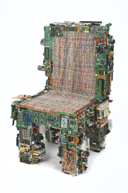 , 'Binary Chair 02,' 2011, Industry Gallery