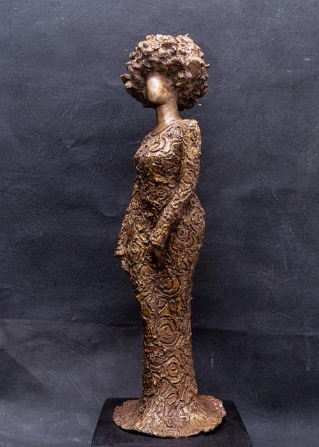 , 'Omamojie (King's Daughter),' 2018, Rele