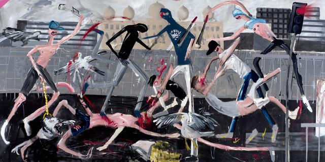 , 'Eurovision,' 2015, Saatchi Gallery