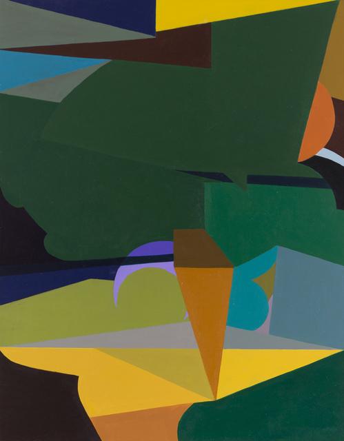, 'Byway,' 2017, Elizabeth Harris Gallery