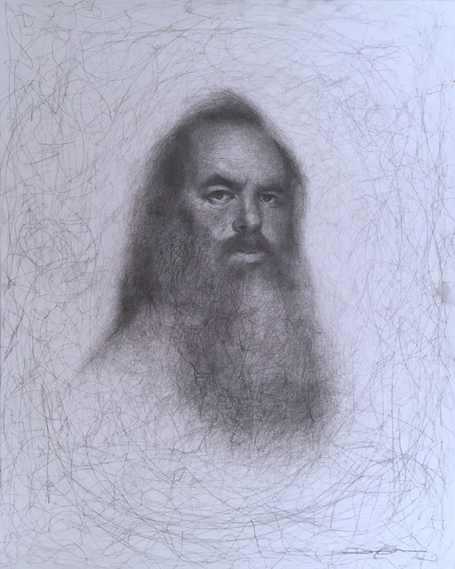 , 'Rick Rubin,' 2017, Deep Space Gallery