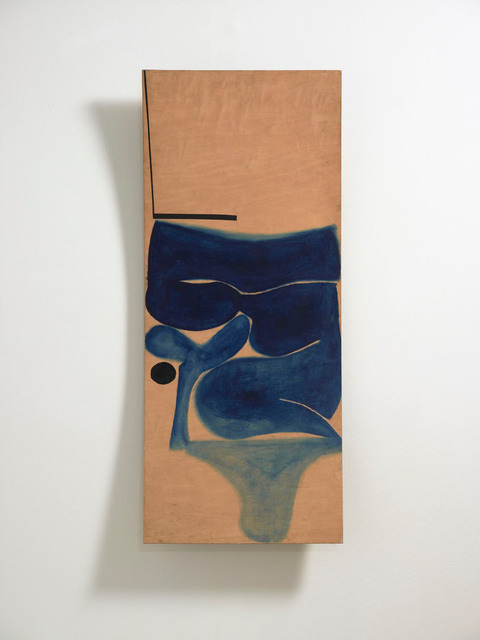 , 'Blue Development (Indigo),' 1969, Marlborough Fine Art
