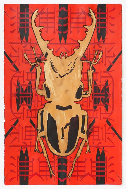 , 'Wittgensteins Beetle 6324,' 2018, Mario Mauroner Contemporary Art Salzburg-Vienna