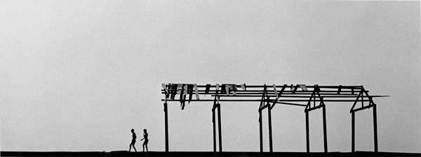 , 'Two Boys on Pier,' 1950, Galerie Thierry Bigaignon