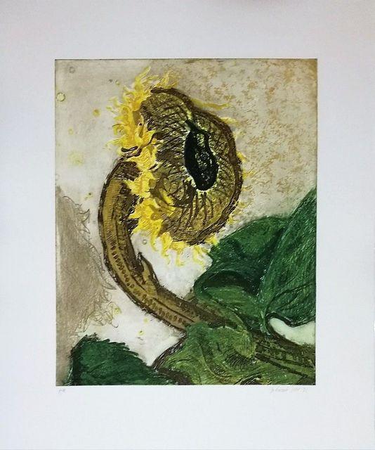 Ferdinand Oscar Finne, 'Sunflower', 1993, Wallector