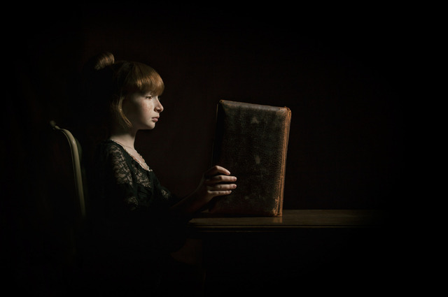 Dominique Agius, 'Liseuse', 2017, Photography, Photograph on dibond, 11 [HH] Art Gallery