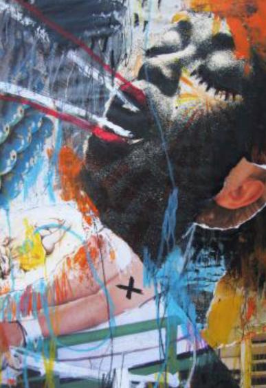 , 'wall of memories 03,' 2016, Artdepot