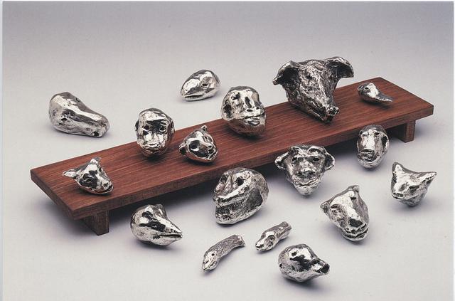 , '17 Heads,' 2003, Gemini G.E.L. at Joni Moisant Weyl