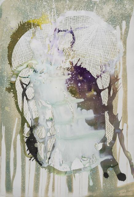 Caroline Bullock, 'All Possible Worlds (Fountainhead)', 2017, Spalding Nix Fine Art