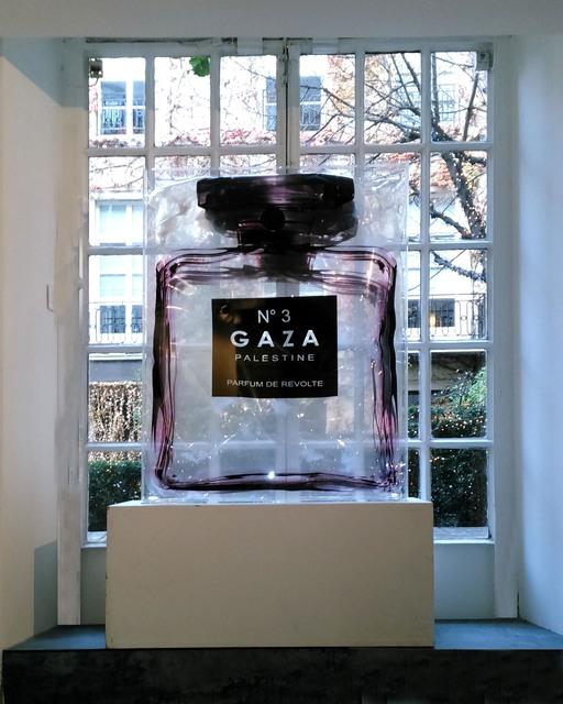 , 'GAZA,(geant) Ed. 1/3,' 2014, Mark Hachem Gallery